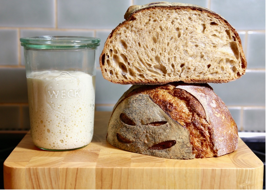 """2020: The Year of Sourdough"""